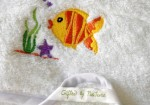 Bamboo Hooded Baby Towel - €26.50