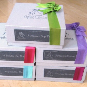 Custom Design Your own Gift Box 3 - Large- €5.95